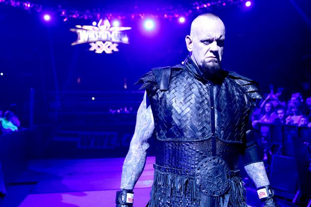Undertaker Losing at WrestleMania 30 Is Most Shocking Result in Event's History