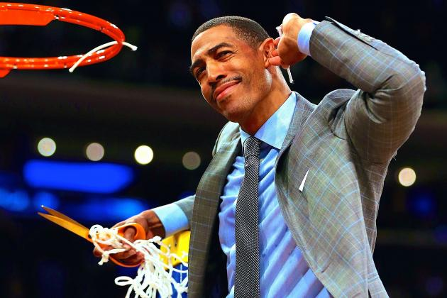 Kevin Ollie Putting Together a Coaching Masterpiece in 2014 NCAA Tournament