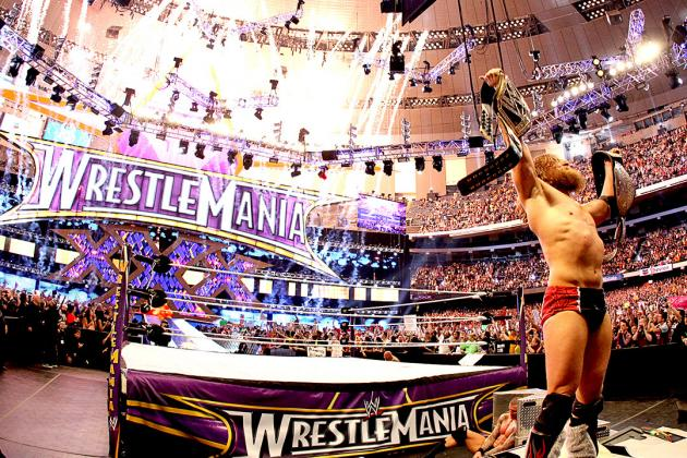 Daniel Bryan's Unlikely Rise from Indie Star to WWE Champion at WrestleMania