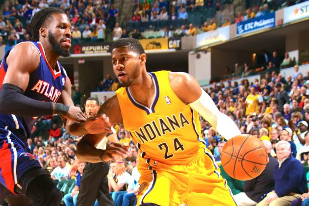 Indiana Pacers, Roy Hibbert Hit Rock Bottom, with No Hope in Sight