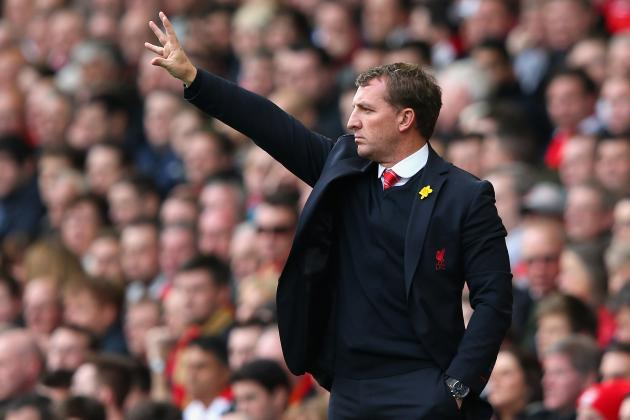 Brendan Rodgers Says Liverpool Want to Win Title for Hillsborough 96