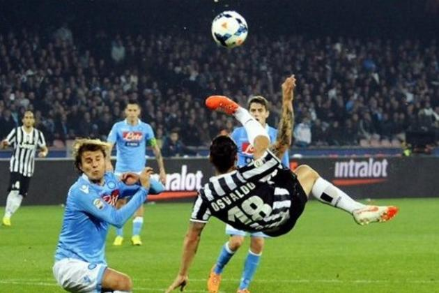 Dani Osvaldo's Persistent Foolish Acts Will Endanger Permanent Juventus Move