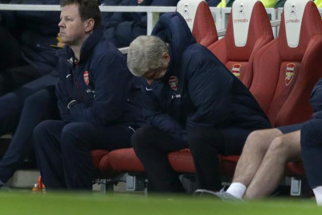Arsene Wenger Is out of Ideas and His Time as Arsenal Manager Is Up