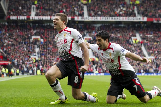 Ian Ayre Reveals Latest on Luis Suarez and Steven Gerrard Liverpool Futures