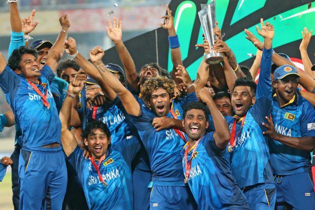 Sangakkara & Jayawardene End Sri Lanka's Long Wait for Glory at World T20