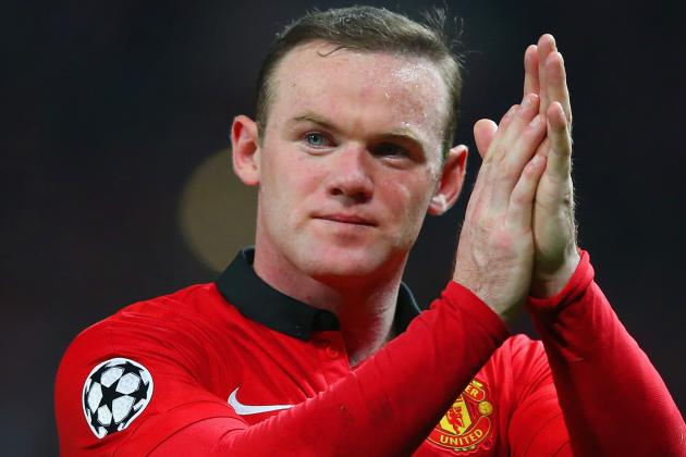Wayne Rooney Makes the Sun's Team of the Day: Manchester United Star Was Injured