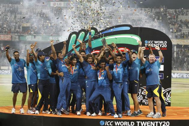 World T20 Final 2014: India vs. Sri Lanka Player Ratings and Key Stats