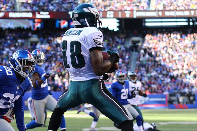 Wake-Up Call: Maclin Takes Center Stage