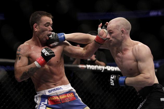 UFC Releases Jake Shields After UFC 171 Loss to Hector Lombard