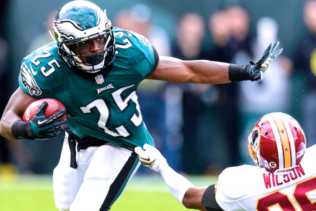 Philadelphia Eagles RB LeSean McCoy Excited to Head Down a Winning Path
