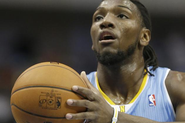 Retaining Kenneth Faried Won't Come Cheap for Nuggets