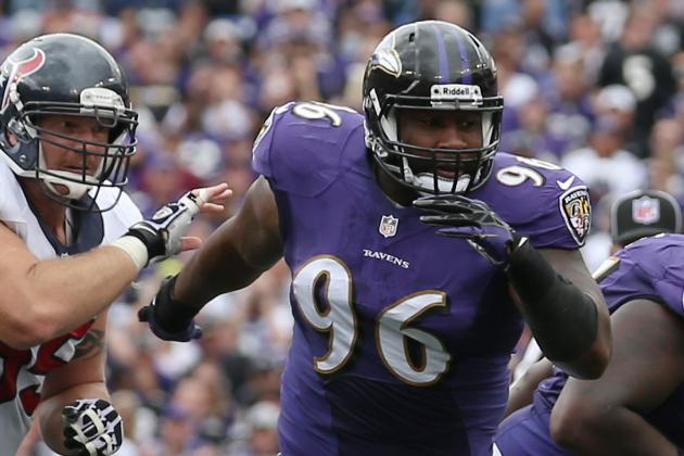 Marcus Spears Thanks Ravens Fans for Time in Baltimore, Will Join...