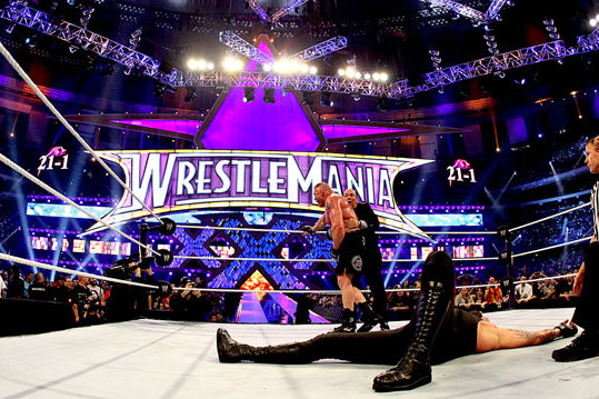 WWE WrestleMania: Undertaker vs. Brock Lesnar and the Death of the Streak