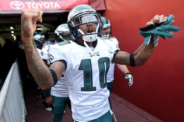 5 Stats That May Explain DeSean's Departure