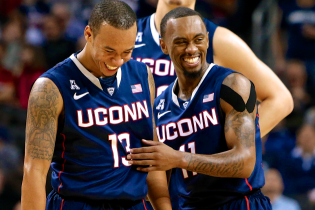 Pesky UConn Guards Hold Key to National Title Showdown vs. Kentucky
