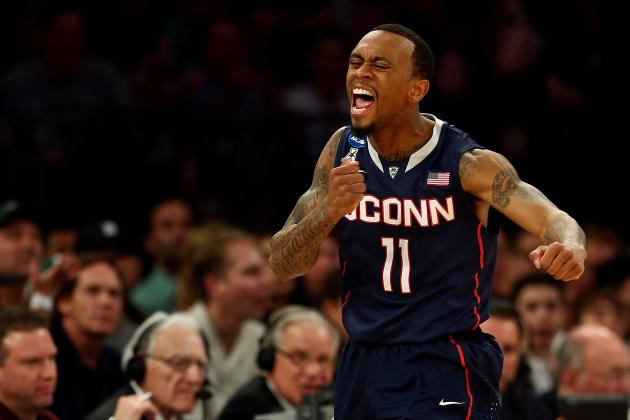 UConn vs. Kentucky: Ryan Boatright, Andrew Harrison Are Players to Watch