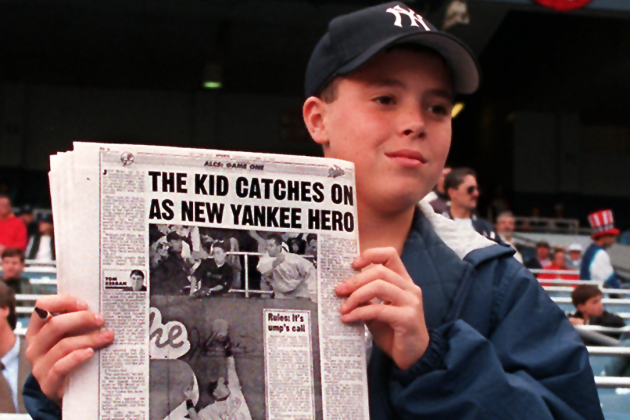 How Catching a Derek Jeter 'Home Run' Changed My Life Forever