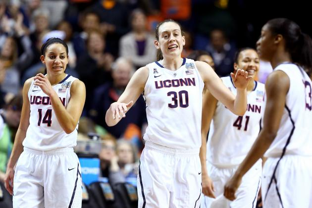 Women's Tournament 2014: UConn vs. Notre Dame TV Guide and Predictions