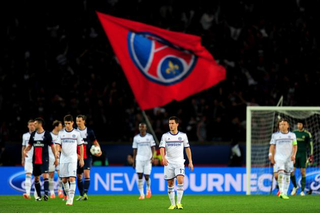 Champions League 2014: Chelsea vs. PSG Live Stream, Stats and Form Guide