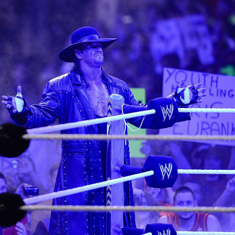 Ending Undertaker's Streak With Brock Lesnar At