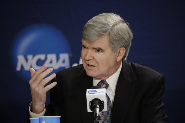 Mark Emmert Only a Voice for NCAA Problems, Not the Problem Itself