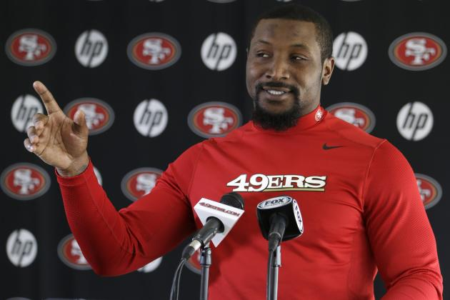 49ers Linebacker NaVorro Bowman Says He's Ahead of Schedule