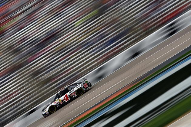 NASCAR at Texas 2014: Live Results and Analysis from Duck Commander 500