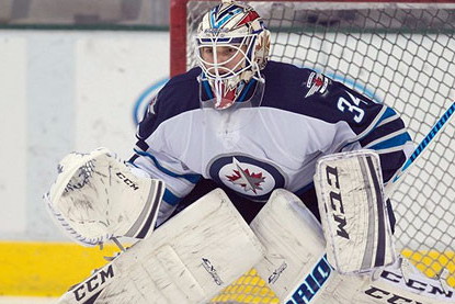 Hutchinson to Make NHL Debut as Jets' Goaltending Under Microscope