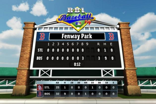 R.B.I. Baseball 14: Release Date, New Features and Preview