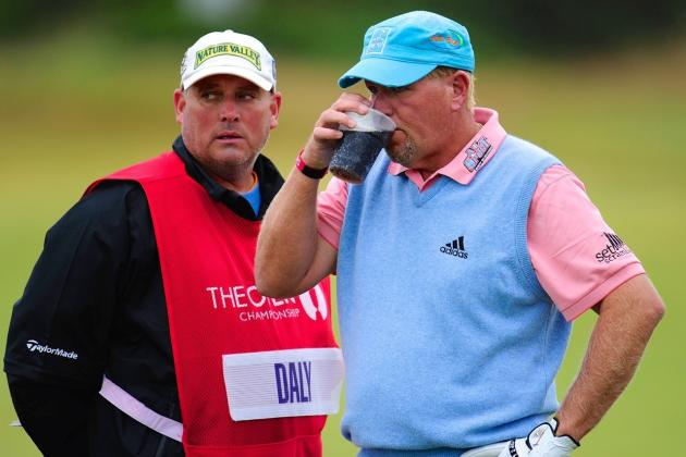Golfer John Daly Has Legendary Thirst for Diet Coke, Cut Back from 28 Cans a Day