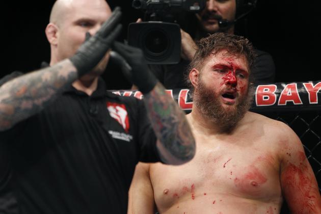 UFC Fight Night 39: Predicting the Fight Night Bonus Winners