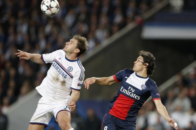 PSG Still Have Too Much for Chelsea Even Without Zlatan Ibrahimovic