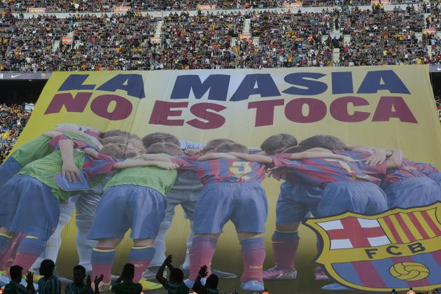 Should Barcelona Rethink How They Run La Masia?