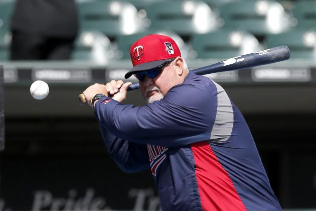 Twins' Ron Gardenhire Records 1,000th Win as a Manager