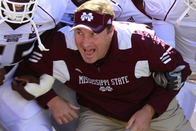 Mississippi State HC Dan Mullen Talks Dak Prescott, Expectations and More