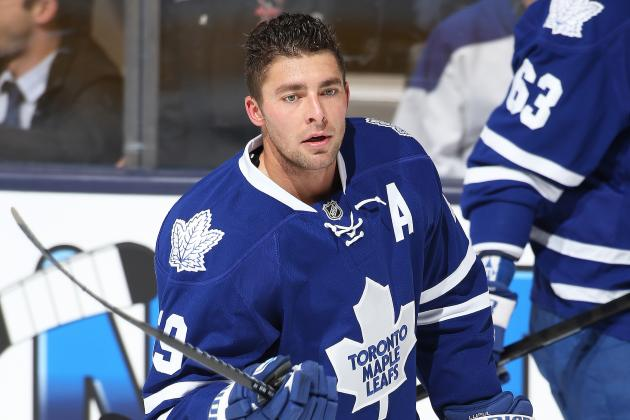 Report: Lupul to Undergo Knee Surgery