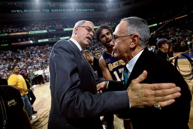 Larry Brown Bashes NY Knicks, Thinks Phil Jackson Should Coach Them