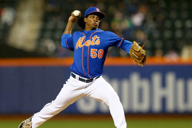 New York Mets: Could Jenrry Mejia Become the Ace for 2014?