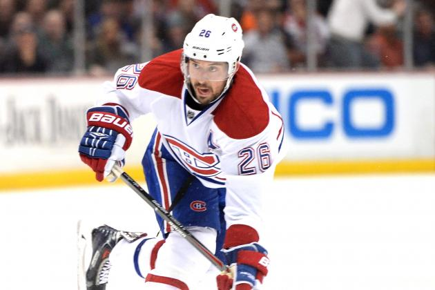 Josh Gorges Expecting Return to Montreal Canadiens Lineup