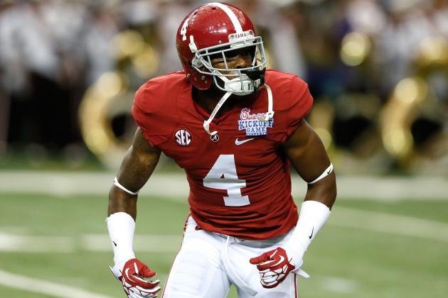 Alabama Football: Eddie Jackson out with ACL Injury Adds Pressure to Young DBs