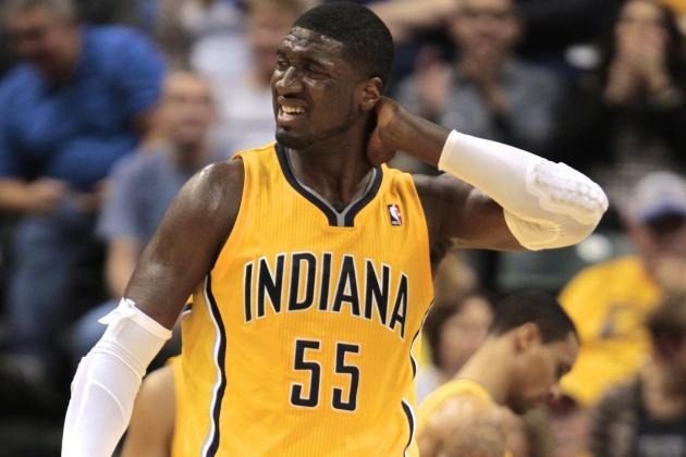 Is Roy Hibbert Ruining Indiana Pacers' Chemistry or Just a Scapegoat?