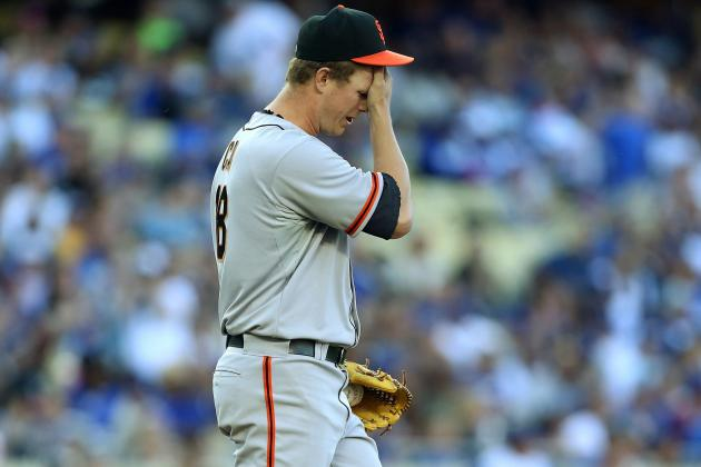 Playing Patience or Panic on San Francisco Giants' 5 Worst Early Slumps