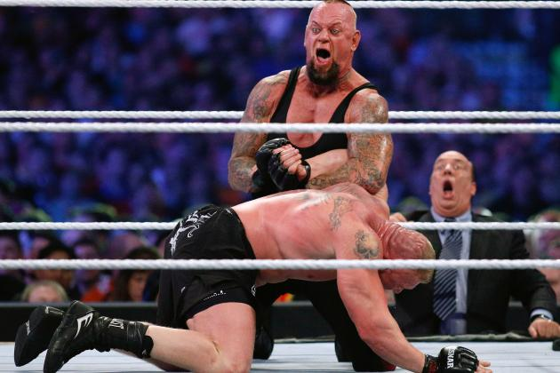 The Undertaker Injury: Updates on WWE Star's Concussion and Future