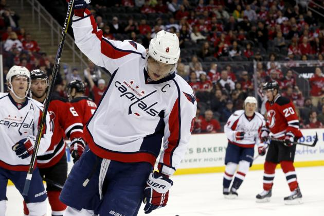 How Can Alex Ovechkin Have 49 Goals and a Minus-35 Rating?
