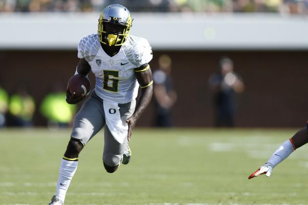 Source: De'Anthony Thomas to Meet with Bears