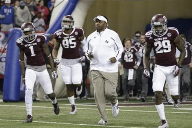 Texas A&M Football: Why Speedy Noil Is the Aggies' Spring MVP