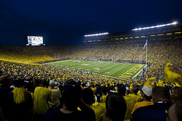Michigan Finally Seeing Big Picture with Night Game Scheduling Trend