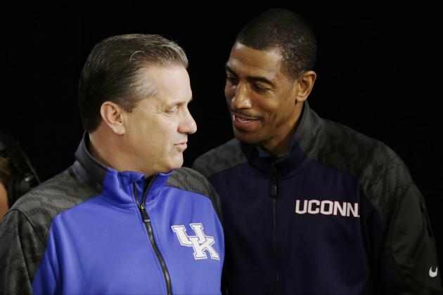 NCAA Championship Game Time: When and Where to Catch UConn vs. Kentucky 2014
