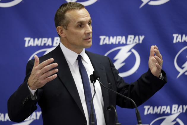 Steve Yzerman Signs 4-Year Contract Extension with Tampa Bay Lightning