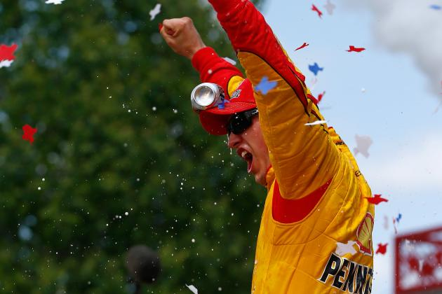 Nail-Biter: Joey Logano Overcomes Late-Race Caution to Win at Texas